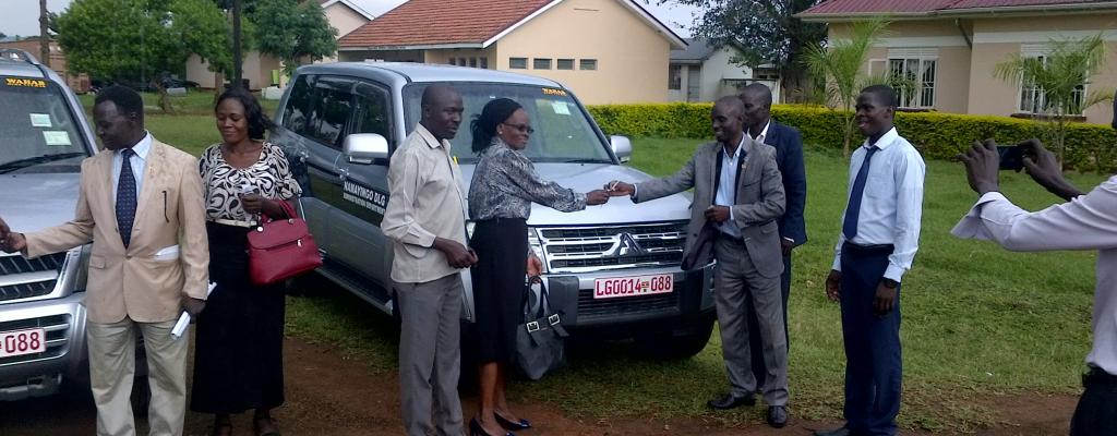 Commissioning of the newly acquired vehicles